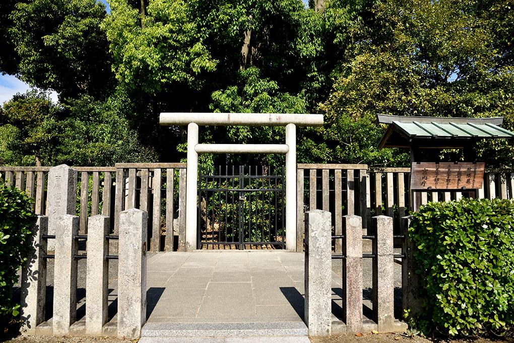 吉備姫皇女王墓