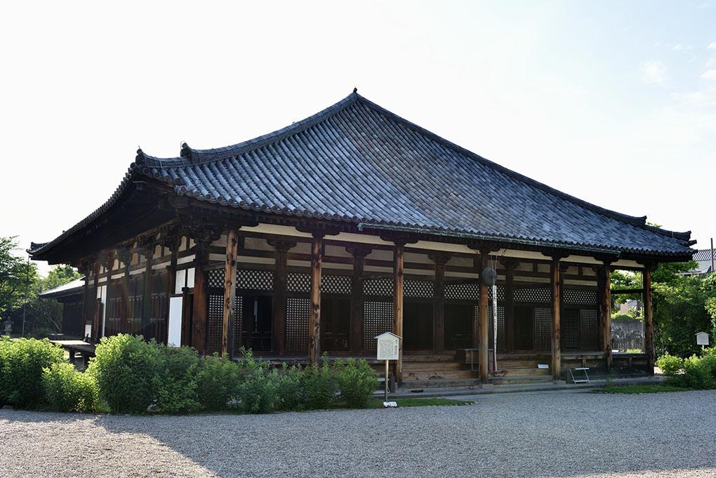 元興寺極楽坊