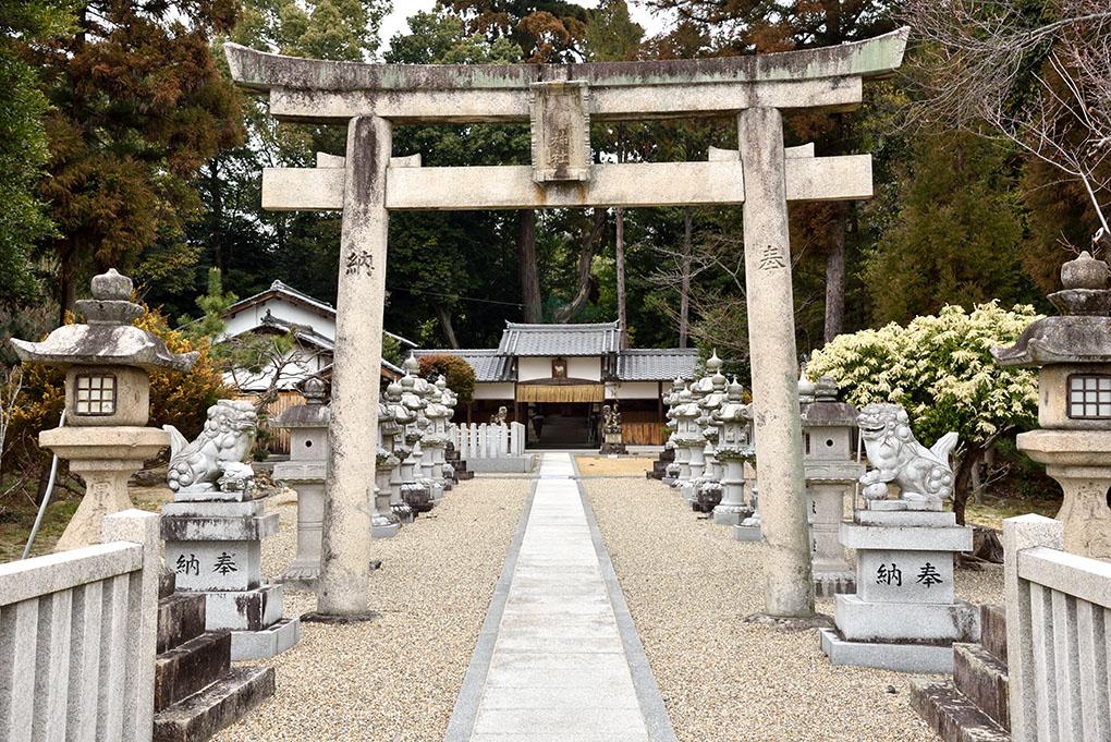 山上八幡神社