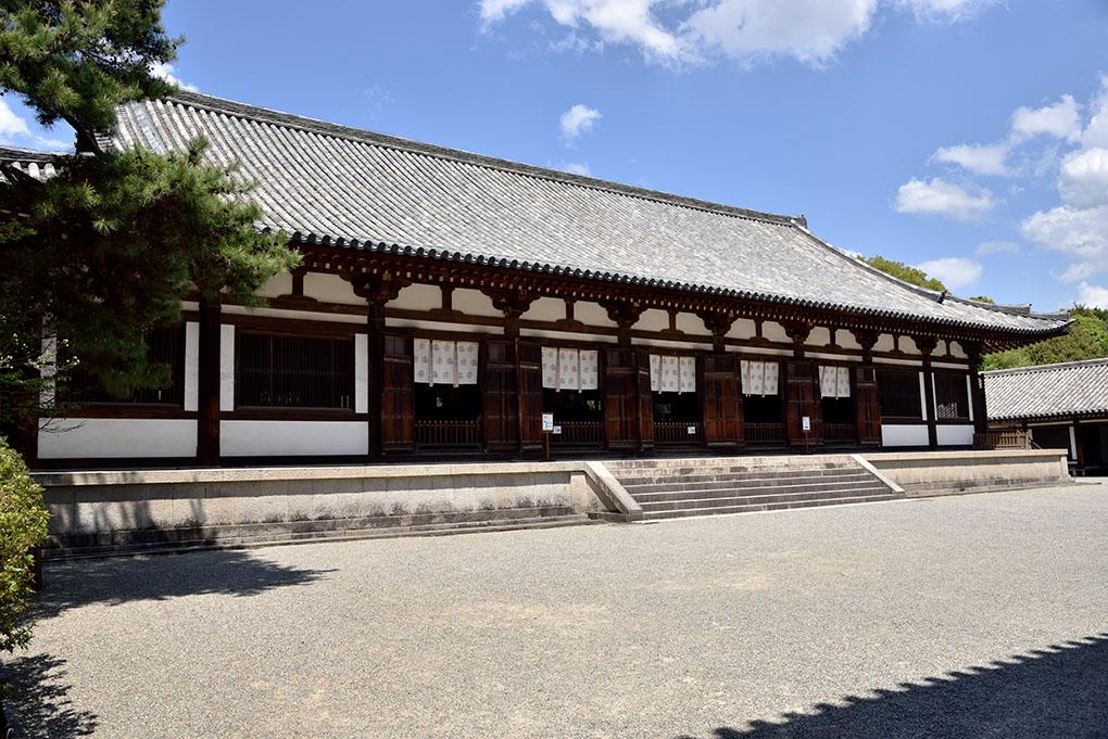 唐招提寺講堂