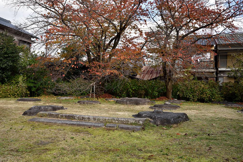 元興寺五重塔跡