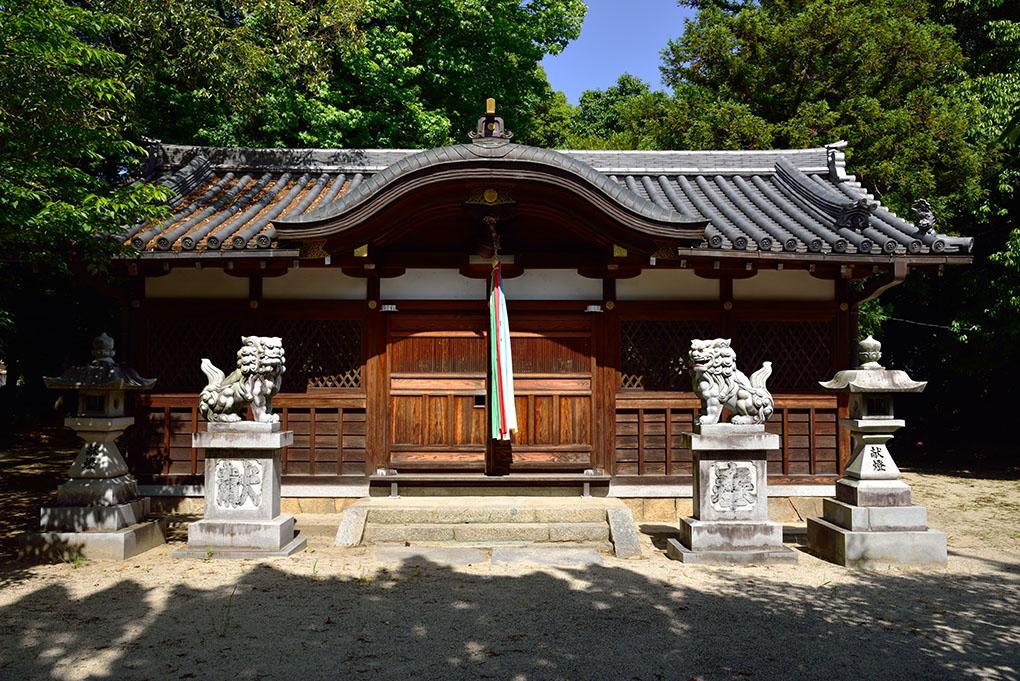 山辺御県坐神社